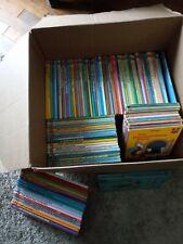 More details for massive bundle 102 disney vintage wonderful world of reading books collection