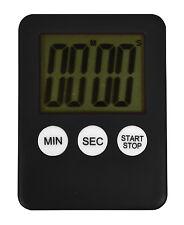 Pantalla Grande Huevo De Cocina De Casa Cocina Alarma Magnética Digital Temporizador de cuenta regresiva