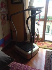 Pedana vibrante Vibro POWER Tecno POWER