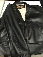 Harley Davidson Leather Jacket L