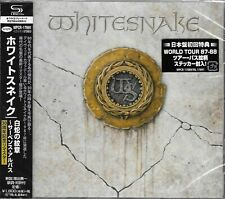WHITESNAKE 1987 JAPAN 2017 NEWLY REMASTERED SHM CD (11 TRAX) - JOHN SYKES - NEW