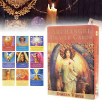 Magic Archangel Oracle Cards Earth Magic Fate Tarot Card Deck With Guidebook