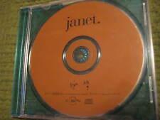 Vintage JANET Jackson CD ONLY 400FL-1