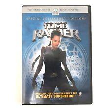 Lara Croft: Tomb Raider (DVD, 2001, Sensormatic) Widescreen