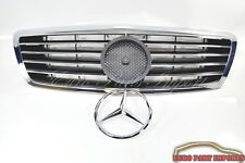 "Mercedes W220 Sport Grille ""Avantgarde 165"" from10/02 Original Schatz Germany"