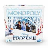 Disney Frozen 2 Monopoly Board Game