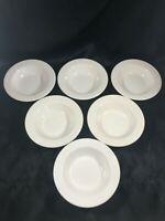 Set of 6 Oneida Espree Restaurant Ware Dessert Bowls