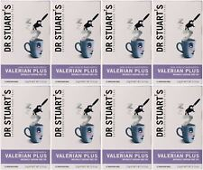 Dr Stuart's Valerian Plus - 15 Bags (Pack of 8)