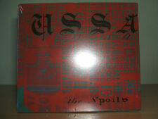 THE SPOILS - USSA CD NEW/SEALED 2007 Fuzz 8989 31001 025 / MINISTRY