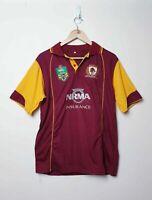 Brisbane Broncos Mens Size XL National Rugby League NRL polo Shirt