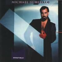 MICHAEL SEMBELLO - WITHOUT WALLS (1986) =RARE CD= Jewel Case+FREE GIFT