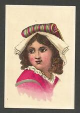 Victorian Trade Card - Rockford Steam Bakery Co. Specialty Goods - Late 1800s E