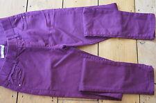Dorothy Perkins Jeggins BNWOT  size 6 R purple