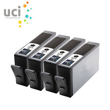 4x Black Ink Cartridge For 364XL Photosmart 5510 5515 5520 6510 7510 7520 nonoem