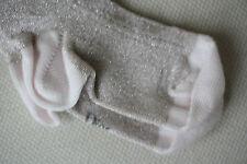 Baby dior peach paillettes coton collants ue 23/24 2 ans