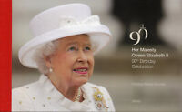 Jersey 2016 MNH Queen Elizabeth II 90th Birthday Prestige Booklet Royalty Stamps