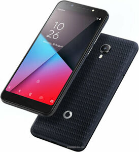 New Boxed Vodafone N9 Lite 4G 16GB Memory Android 8.1 NFC (UNLOCKED) WHITE/BLACK