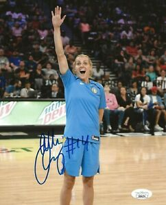 Allie Quigley signed Chicago Sky 8x10 photo autographed 3 JSA