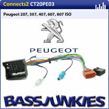 Car Radio Vehicle Terminal Wiring & Plugs for Peugeot
