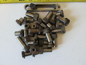 "Aircraft Tools 1/2"" OD drill bushings and holder"