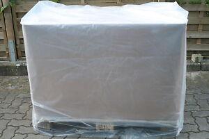 10 x PE SCHRUMPFHAUBE, 850x 1250x 1800, sehr STABIL, Palettensicherung, Palette