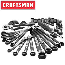 Craftsman 56 Pc Universal Mechanics Tool Set Socket Wrench Set NEW - Free Ship