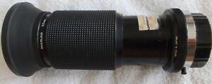 VIVITAR MC 52mm 70/210mm 1:4.5 OBIETTIVO MACRO FOCUSING ZOOM - MADE IN JAPAN