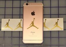 6x Michael Jordan Air Jumpman IPHONE CELL  Basketball Logo Vinyl Decal Sticker