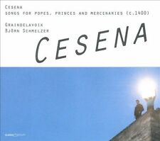 Cesena: Songs For Popes, Princes & Mercenaries, New Music
