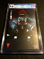 Divinity #1 Valiant Comics First Print Cover A  2015 CGC 9.6 NM+ 🔥🔥