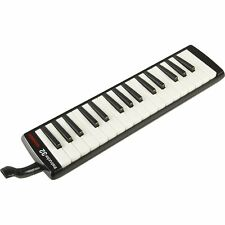 New Hohner Melodica Instructor 32B Black 32 Key Portable Keyboard