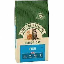 JAMES WELLBELOVED Senior Cat Fish & Rice - 1.5kg - 431468