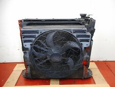 2003 BMW X5 D SPORT ENGINE COOLING RADIATOR PACK 2248724