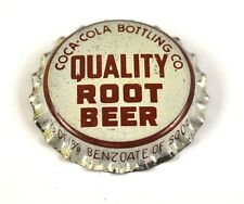 Coca-Cola Quality Root Beer Coke Kronkorken USA Soda Bottle Cap Korkdichtung