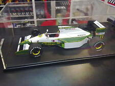 Tamiya built kit Lotus 102B 1991 1:20 #11 Mika Hakkinen (FIN)