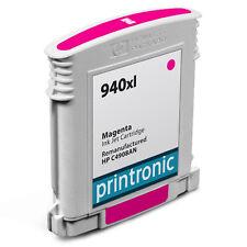Printronic For HP 940 940XL HP940 HP940XL C4908AN Magenta Ink Cartridge