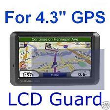 "6X 4.3inch screen LCD protector for Garmin Nuvi 1310 1340 1340T Sat Nav 4.3""GPS"