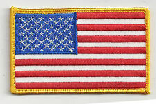AMERICAN FLAG - TRADITIONAL - IRON ON PATCH