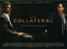 Collateral movie poster - Tom Cruise poster, Jamie Foxx poster - 12 x 16 inches