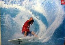 Fox Kalani Robb 2000 Big surfing promo poster ~Mint~New Old Stock~!