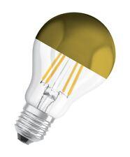 Osram LED STAR A54 E27 GOLD LED Kopfspiegellampe 7W 2700K 700 Lumen wie 54W