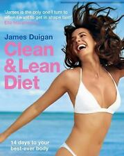 Clean and Lean Diet: 14 Days to Your Best-Ever Body-ExLibrary