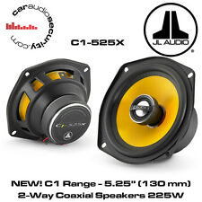 "JL Audio C1-525X - C1 5.25"" (130 mm) 2-Way Coassiale Altoparlanti Porta ciascuno 225 W"