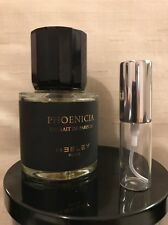 Phoenicia by HEELEY - 5ml Unisex Niche Perfume Sample DATES VETIVER INCENSE OUD