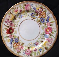 """Hammersley Queen Anne 9.25"""" Dinner Or Lunchneon Handpainted Plates 8 Available"""