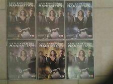 18355//LES EXPERTS MANHATTAN SAISON 3  6 DVD SLIM EN TBE 24 EPISODES