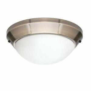 Casablanca 99055 Globe Fan Light Kit with Cased White glass.