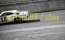 1973 Bobby Isaac #15 - Nascar Daytona 500 Qualifier Race #2 - Vintage Negative