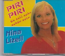 Nina Lizell-Piri Piri cd maxi single