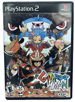 Authentic Gitaroo Man with Case & Manual — Minty (Sony PlayStation 2 PS2, 2002)
